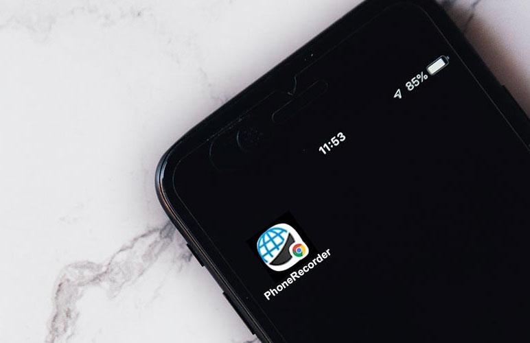 PhoneRecorder als App